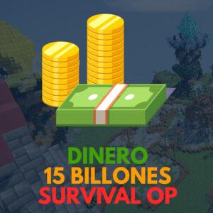 15 billones Survival OP